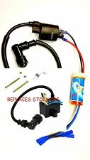 Retards timing Performance CDI ignition for 2 stroke 80cc bike motor kit bicycle