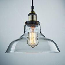 NUOVO pendant Lights Appeso Soffitto Di Vetro montata Lampadario stile vintage
