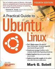 A Practical Guide to Ubuntu Linux by Mark G. Sobell (2014, Paperback / Mixed...