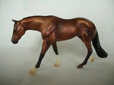 Breyer American Quarter Horse Bay Mare #682 Classic Size Retired 2005-2008