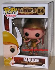 FUNKO POP 2014 MOVIES THE BIG LEBOWSKI MAUDE #84 Vinyl Figure MIMB In Stock