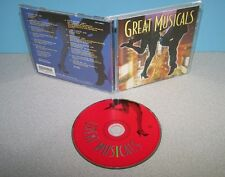 Great Musicals by Various Artists CD, Aug-2001, RCA