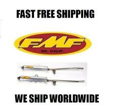 NEW PAIR OF FMF POWERCORE 2 SILENCERS SILENCER YAMAHA BANSHEE 350    020264