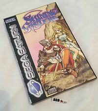Shining Wisdom Sega Saturn CIB - PAL UK - Free UK POST