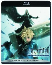 New FINAL FANTASY VII ADVENT CHILDREN COMPLETE [Blu-ray] import Japan