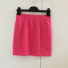 H&M Pink Bodycon Skirt. Size UK 8.
