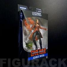 Marvel Legends Civil War Series Scarlet Witch 6-Inch Figure (Abomination BAF)