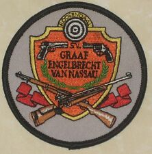 Graaf Engelbrecht van Nassau Patch - Hunting - The Netherlands