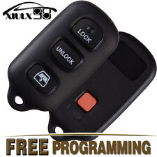 1X New Keyless Entry Remote Key Fob for HYQ12BAN, HYQ1512Y, HYQ12BBX Replacement