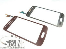 Samsung Galaxy ACE 3 GT- S7275 R Touch screen Glas Scheibe rot