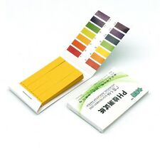 480 Universal 1-14 Test Paper Full Range Litmus Strips Tester Indicator Urine UK