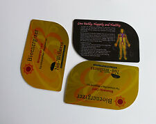 New Authentic Anti Radiation Bio-Energy EMF FIR Scalar Energy Ion cards