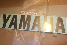YAMAHA YZF600  R6  YZF-R1  R1  2000 2006  GENUINE COWLING EMBLEM - # 99247-00320