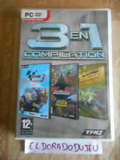 ELDORADODUJEU   3 EN 1 COMPILATION MOTO GP 3 + MX VS ATV UNLEASHED+ JUICED PC VF