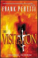 The Visitation, Frank Peretti, 0849911796, Hardcover Free Shipping! New!