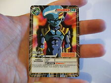 Carte Dragon ball Z GT Baby D-755