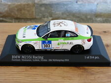 BMW M235i TOOLFUEL Oeserlund 24h Nürburgring 2014 303 Minichamps Coche modelo 1: