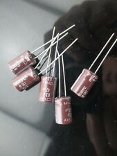 50pcs NCC Nippon LXV 47mfd 63v 47uf high frequency electrolytic Capacitor