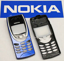 ORIGINAL NOKIA 8210 A-COVER GEHÄUSE OBERSCHALE HOUSING FASCIA FRONT ASSEMBLY NEU