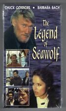 THE LEGEND OF SEAWOLF new vhs CHUCK CONNORS BARBARA BACH JOSEPH PALMER
