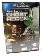 NINTENDO GAMECUBE GAME TOM CLANEY'S GHOST RECON