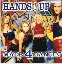 (BI669) Hands Up, Made 4 Dancin' - 2001 CD