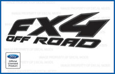 97 - 08 Ford F150 FX4 Off Road Decals FBLK offroad Stickers Truck 4x4 Black Gray