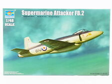 LOT 31761 | TRUMPETER 02867 Supermarine Attacker FB.2 1:48 Bausatz NEU in OVP