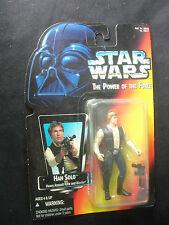 Star Wars Han Solo With Heavy Assault Rifle And Blaster Action Figure
