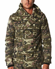 ANALOG FREEMAN JACKET - CAMO  NWOT  XL