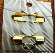 OAKLEY BATWOLF    POLISHED GOLD ICONS  •• BARGAIN ••��