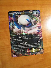 EX ABSOL EX Pokemon Card PROMO Black Star XY62 Set Ultra Rare X&Y 170 HP TCG