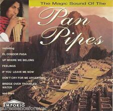 V/A - The Magic Sound Of The Pan Pipes 4 (EU/UK 14 Tk CD Album)