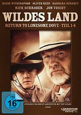 Wildes Land (Return to Lonesome Dove, Jon Voight) 2 DVD Set NEU + OVP!