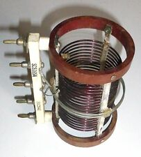 Coil C-390A ( 1738)  for transmitter BC610 5,7 MHz to 8 MHz