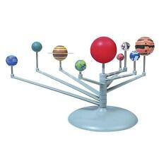 Sunlight Plastic Solar System Celestial Bodies Planets Educational Model Toys