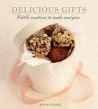 Delicious Gifts: Edible Creations to Make and Give-ExLibrary