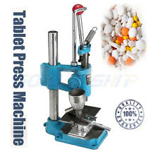 Manual tablet press machine e pill maker  TDP-0 with XANAX/2 Die
