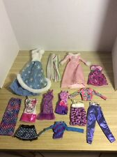Barbie Doll Lot Of Clothes Mattel Toys