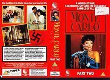 Monte Carlo Part Two, Joan Collins Video Promo Sample Sleeve/Cover #15585