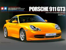 Tamiya 1/24 Porsche 911 Carrera GT3 Plastic Model Kit #24229