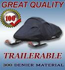 Snowmobile Sled Cover fits Ski Doo Bombardier GTX Fan 550 2005 2006 2007