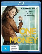 One For The Money (Blu-ray, 2012) NEW