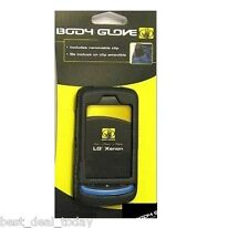 OEM Body Glove Snap On Case Cover For LG Xenon GR500