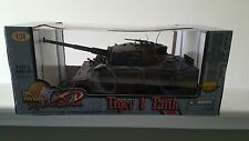 ULTIMATE SOLDIER 1/18 WWII TIGER I TANK XD 1:18 FIGURE WITTMANN GERMAN 21ST TOY