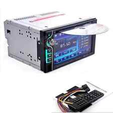 """Bluetooth 2 Din 6.2"""" Car DVD CD MP3 Player Touch Screen In Dash Stereo TV Radio"""