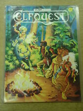ELFQUEST #8 VF WARP GRAPHICS US MAGAZINE