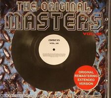 THE ORIGINAL MASTERS DISCO VOL.12 EXTENDED TRACKS NUOVO NEW MINT COSMIC MECCA DJ