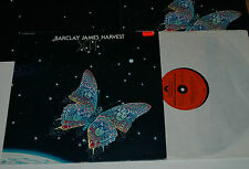 LP/BARCLAY JAMES HARVEST/XII/Polydor 27234-4 club sonderauflage +poster