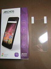 Genuine archos screen protector guard protection pour alimentation 5o 16GB 50